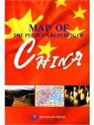 MAP OF THE PEOPLE SREPUBLIC OF CHINA
