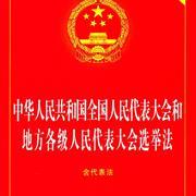 中华人民共和国全国人民代表大会和地方各级人民代表大会选举法-最新版.选举法(含代表法)-实用版